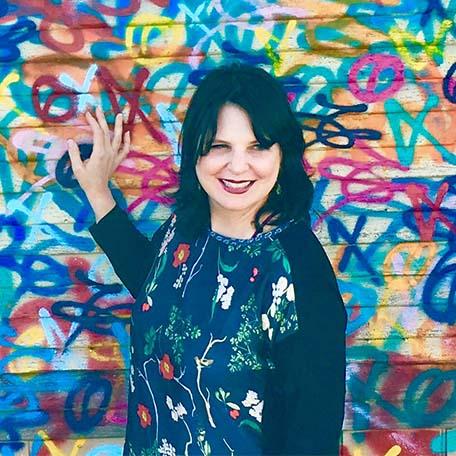 Christi Meril, Thrift Studio 2017 Art Chair