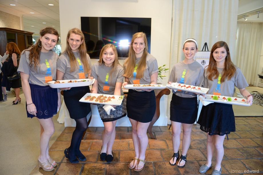 Teen Dwell Volunteers, Spring 2013