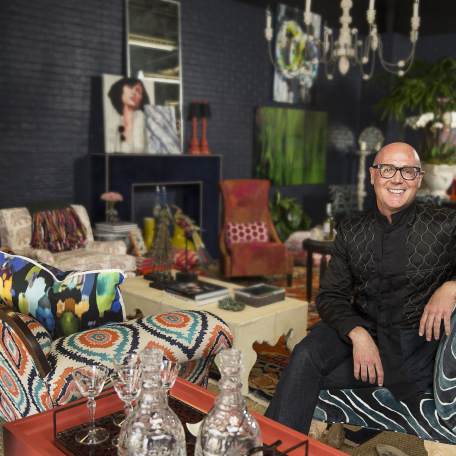 Designer Rob Dailey as Honorary Chair for Thrift Studio 2017